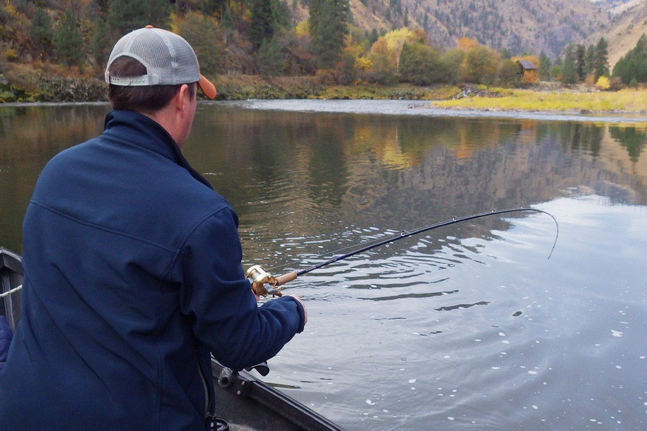 Idaho's Best Steelhead Fishing
