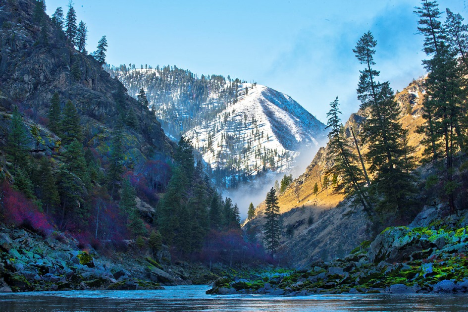 Salmon River Fishing Guides